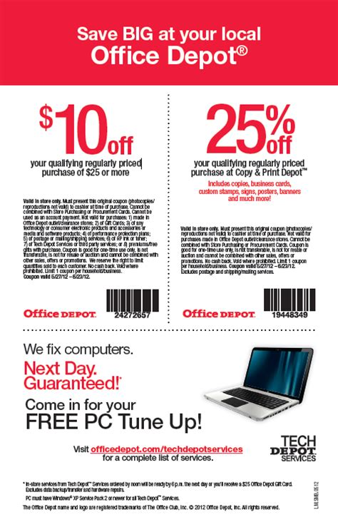 Office Depot Coupons June by Going Throttle Office Depot Small Business Week