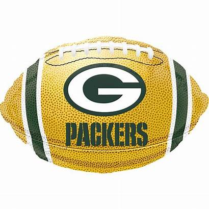 Bay Packers Football Balloon Team Party Nfl