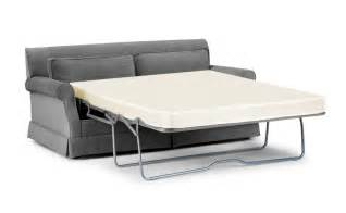 loveseat sleeper sofa with dark gray fabric cover and fold