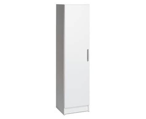 broom cabinets home depot elite 16 quot broom cabinet white prepac canadian