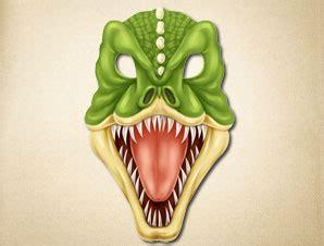 printable animal masks animal masks  kids  printable mask shop