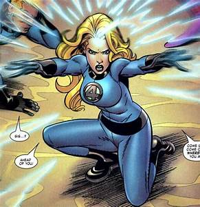 Invisible Woman | 50 Greatest Super Heroes In Comic Book ...
