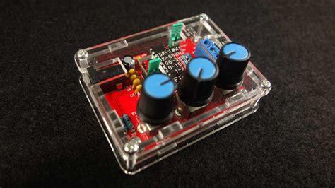 Xr2206 Function Generator Diy Kit Review  Maker Advisor