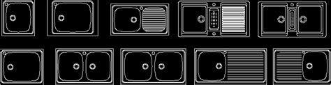 Kitchen Sinks DWG Model for AutoCAD ? Designs CAD