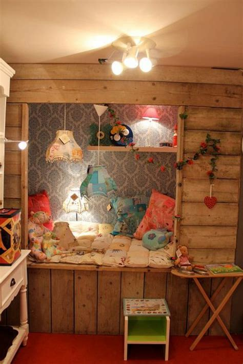 idee deco chambre bébé fille le plus beau lit cabane pour votre enfant