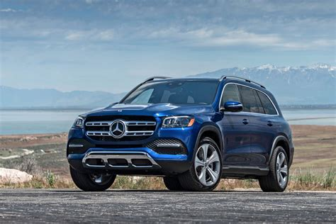 Mercedes gls 580 suv 2020check the most updated price of mercedes gls 580 suv 2020 price in russia and detail specifications, features and compare mercedes gls 580 suv 2020 prices features and detail specs with upto 3 products. 2020 Mercedes-Benz GLS-Class SUV: Review, Trims, Specs, Price, New Interior Features, Exterior ...