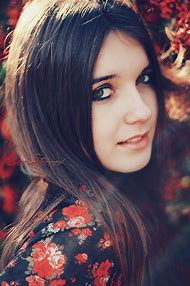 Cute Girl Portrait Photography