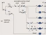 Schematic Diagram Y Delta