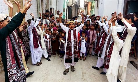 Decorated Caps by Sindh Brings Out Its Colours On Ajrak Topi Day