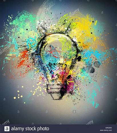 Kreative Idea Creative Idee Neue Alamy