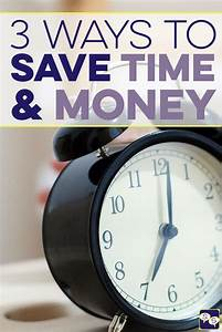 How to Save Time and Money - Financial Conversation