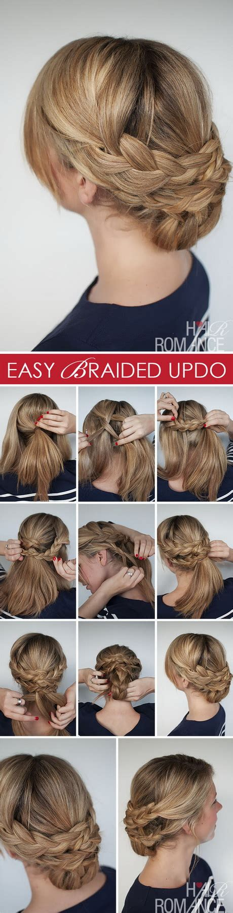 easy hairstyles  long hair step  step