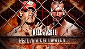 WWE Hell In A Cell 2014: John Cena Vs Randy Orton (Hell In ...