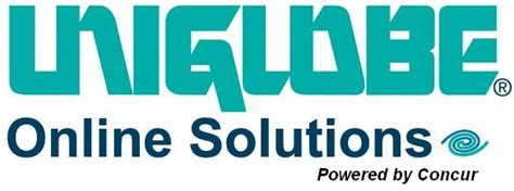 concur solutions help desk number click here or on the uniglobe solutions logo for