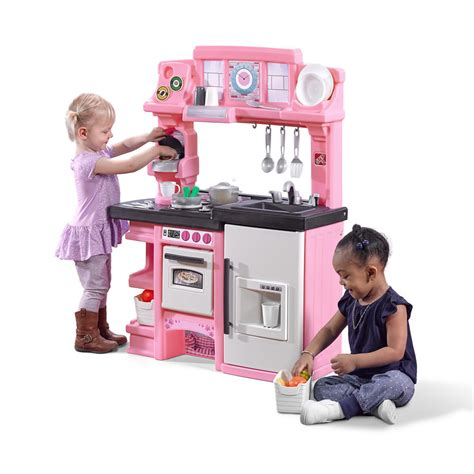 parts  coffee time kitchen kids play kitchen step