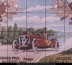 Fiat Dieppe : nazzaro driving a fiat car in the french grand prix of 1907 at dieppe ernest montaut ~ Gottalentnigeria.com Avis de Voitures
