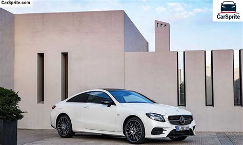 Mercedes Benz E-class Coupe 2018 Prices And Specifications