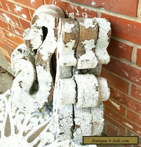 Corbels For Sale In Canada by 2 Antique Wooden Corbels Ornate Scroll Primitive