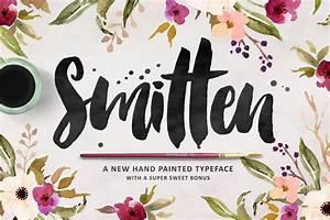 Smitten Script ... Creative Market