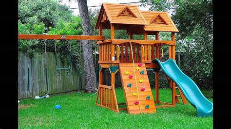 Home Playground : Awesome Home Playground Ideas