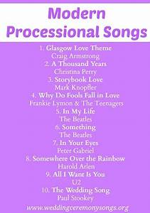 processional songs wedding ceremony songs With best wedding ceremony songs