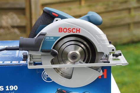 bosch gks  test professional handkreissaege