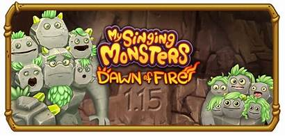 Continent Dawn Fire Singing Monsters