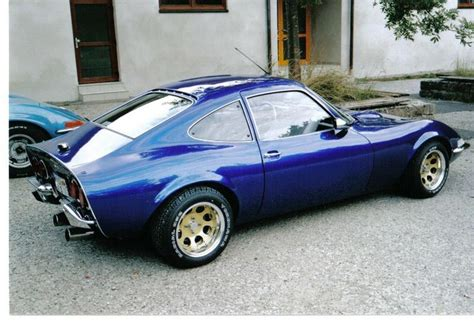 71 Opel Gt by 71 Best Images About Opel Gt 1900 On Rick And