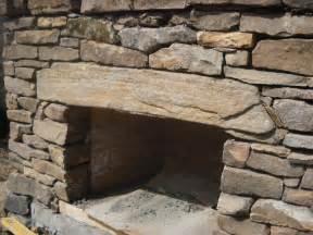 Building Stone Fireplace stonetutorials living stone masonry