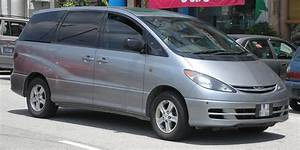 File Toyota Estima  Second Generation   Front   Serdang Jpg