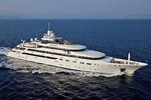 Luxury Mega Yacht Charter Mediterranean