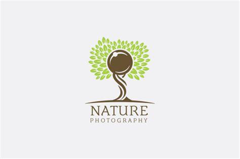nature photography logo logo templates  creative market