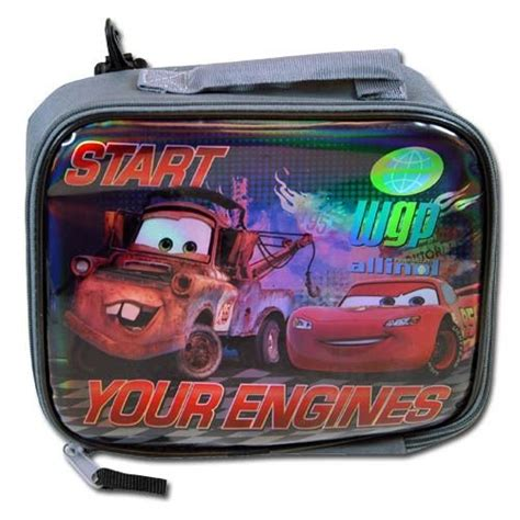 lunch boxes for kids disney cars quot start your engines
