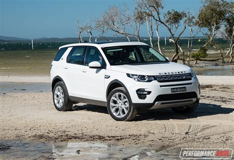land rover discovery sport hse 2017 land rover discovery sport hse td4 180 review performancedrive