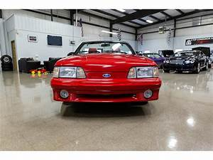1988 Ford Mustang GT for Sale | ClassicCars.com | CC-1183721