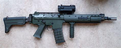 Produce An Ak 5c Airsoft Gun/conversion Kit