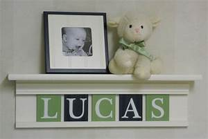 wooden letters boy nursery decor names in wood lucas on 24 With nursery letters boy