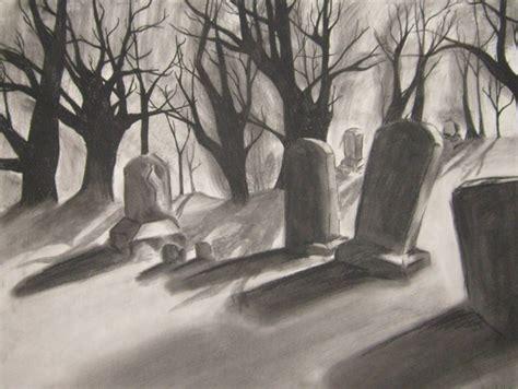 graveyard landscape  meredith bigatel artwantedcom