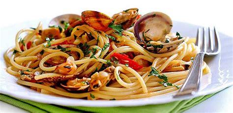la recette du jour les spaghettis aux fruits de mer