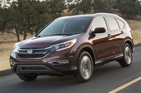 Review Honda Crv by 2015 Honda Cr V Review
