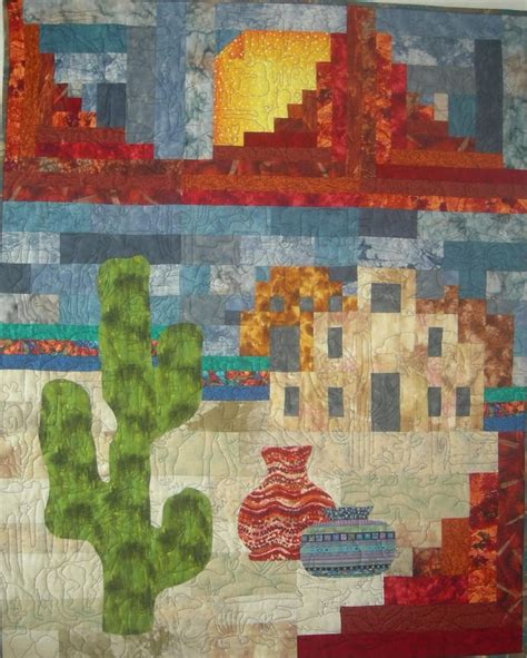 Southwest Decoratives Kokopelli Quilting Co by Classic Southwest Quilt Pattern V 230 Gquilts