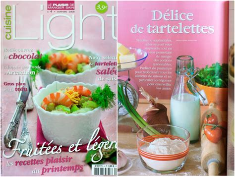 cuisine gourmande magazine cuisine light magazine le magazine cuisine light la