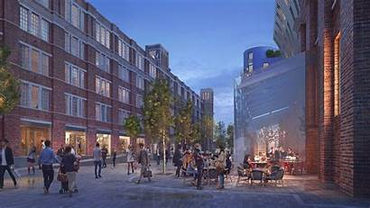 Islington Square Welcome Introducing Centre Retailers London