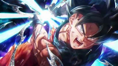 Wallpapers Desktop Anime Ultra Goku Power Instinct
