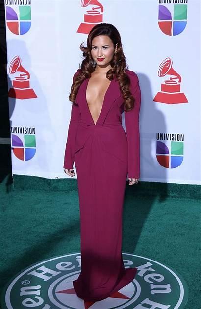 Demi Lovato Awards Grammy Latin Vegas Las