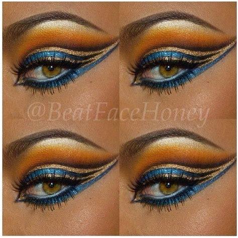 atbeatfacehoney    cleopatra cleopatra makeup