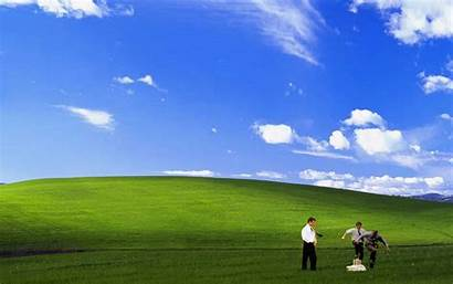 Xp Windows Wallpapers Bliss Background Funny Office