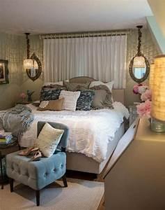 Chambre Parentale Romantique : d coration de la chambre romantique 55 id es shabby chic ~ Premium-room.com Idées de Décoration