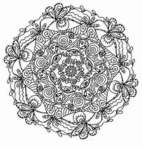HD Wallpapers Trippy Elephant Coloring Pages