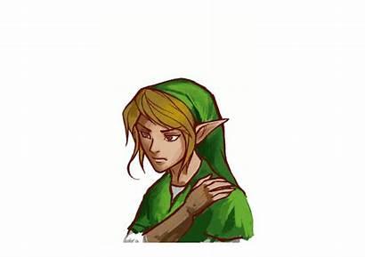 Zelda Transparent Legend Fanart Animated Fan Create